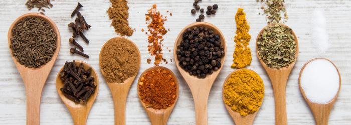 Moisture Content in Spices