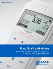 Waterproof-Food-Meters