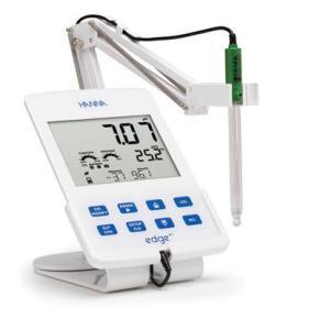 HI2002 edge® pH/ORP Meter HI11311 Digital Glass pH Electrode