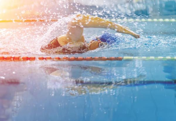 Swimming pool testing 2