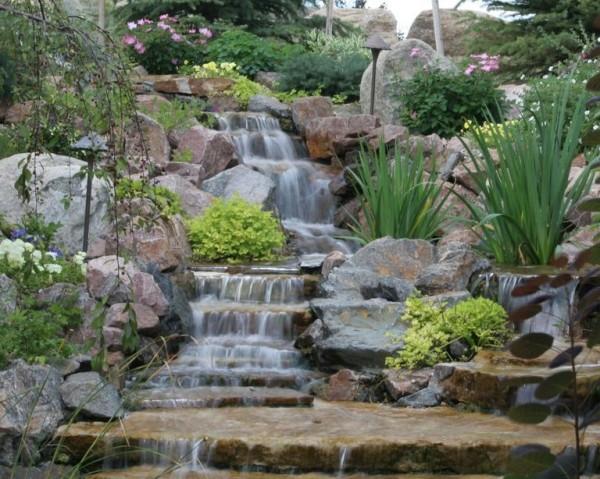 Waterfall_environment